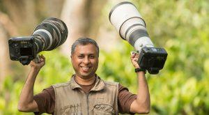 Sudhir Shivaram wild life photography